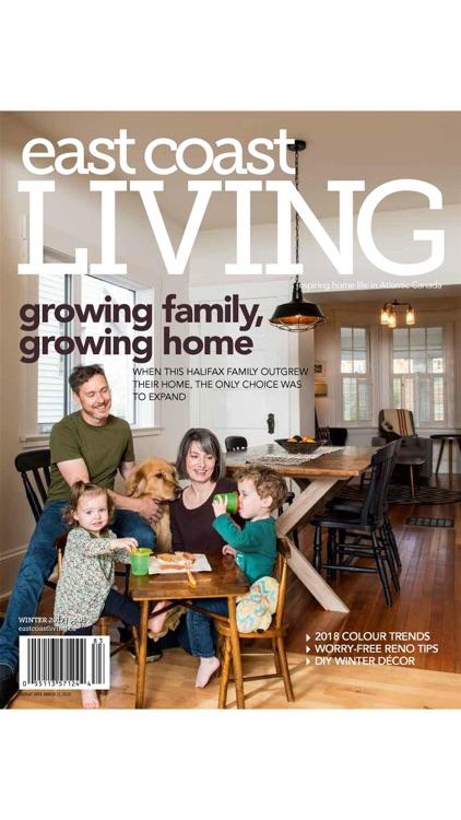 East Coast Living Magazine screenshot-7