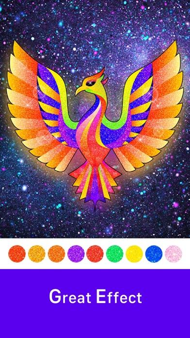 inColor - Art Coloring Space screenshot 3