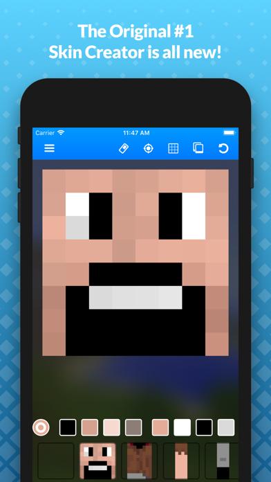Skin Creator review screenshots