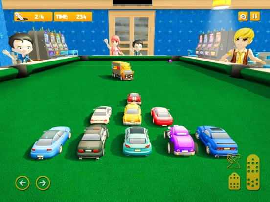 Billiard Car Demolition - RCC screenshot 6