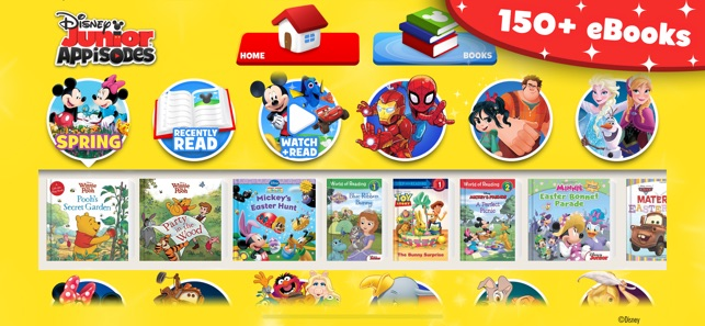 Disney Junior Appisodes on the App Store