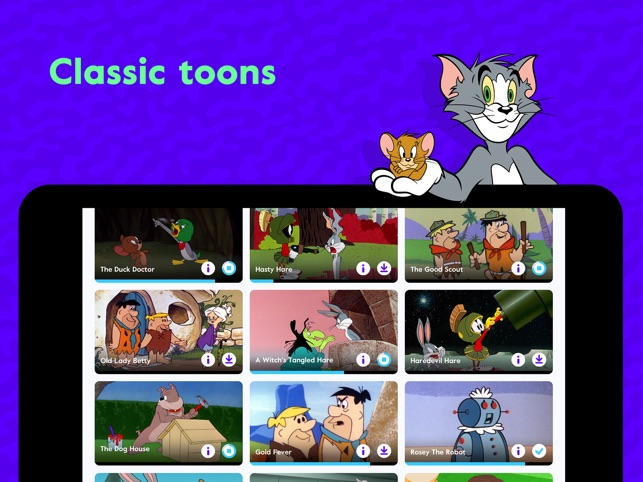 Boomerang - Cartoons & Movies on the App Store