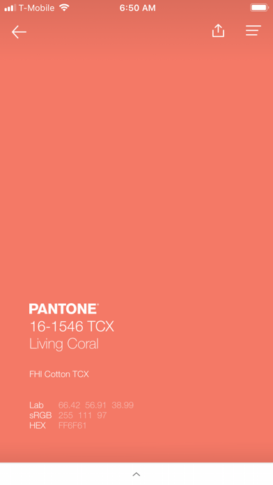PANTONE Studio Screenshot