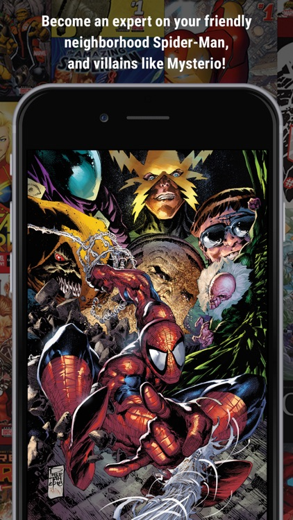 Marvel Unlimited screenshot-8