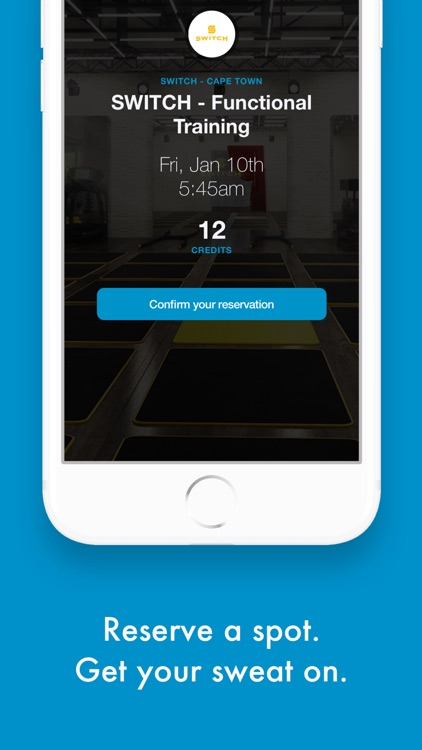 FitKey: Access Fitness Classes