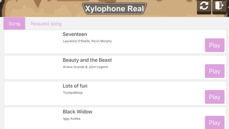 Xylophone Real: 2 mallet types screenshot-4