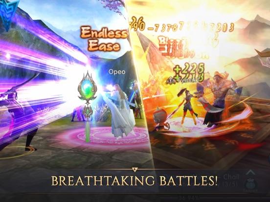 Jade Dynasty Mobile screenshot 3