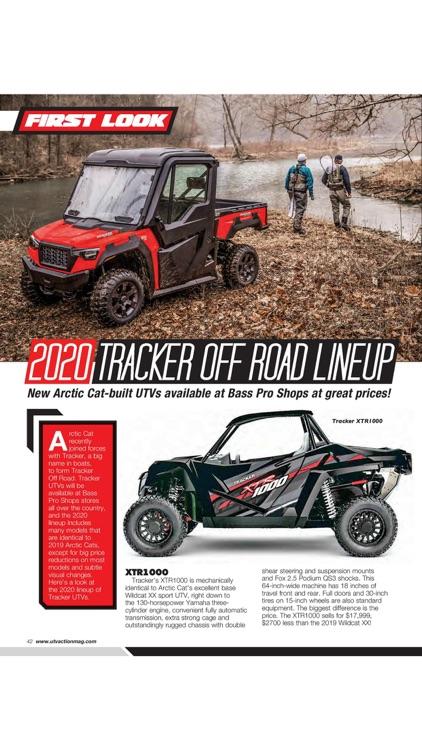ATV UTV ACTION Magazine screenshot-3