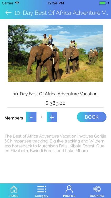 Travoo Africa screenshot-3