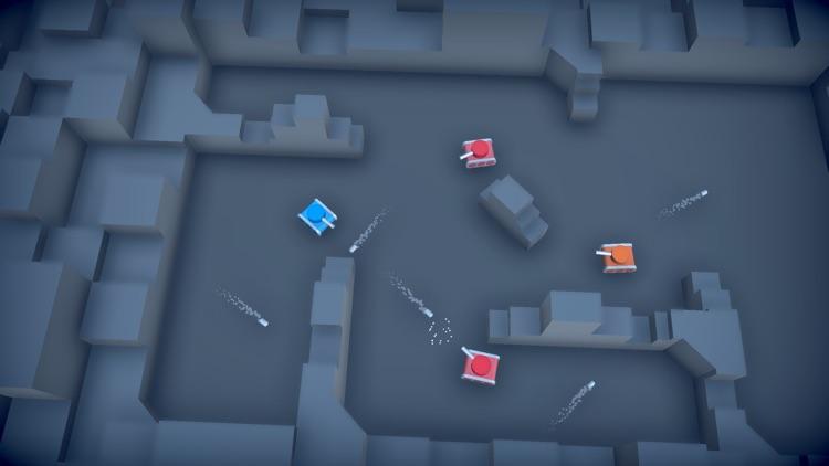 Tiny Tanks! screenshot-3