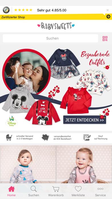 Herunterladen Baby Sweets - süßer Baby Shop für Pc