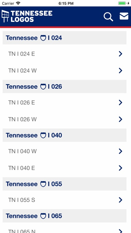 Tennessee Logos screenshot-1
