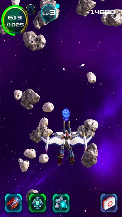 Galaxy Shooter - Galaxy Attack screenshot-4
