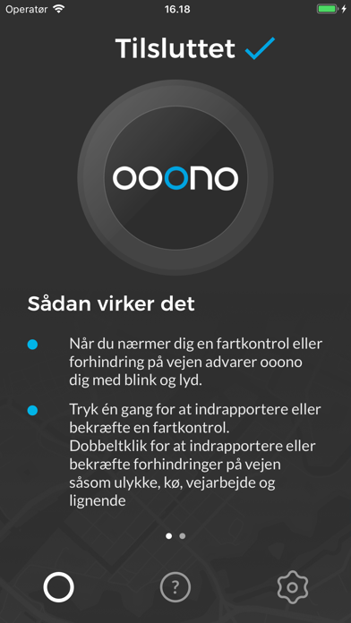 Screenshot for ooono connect in Denmark App Store