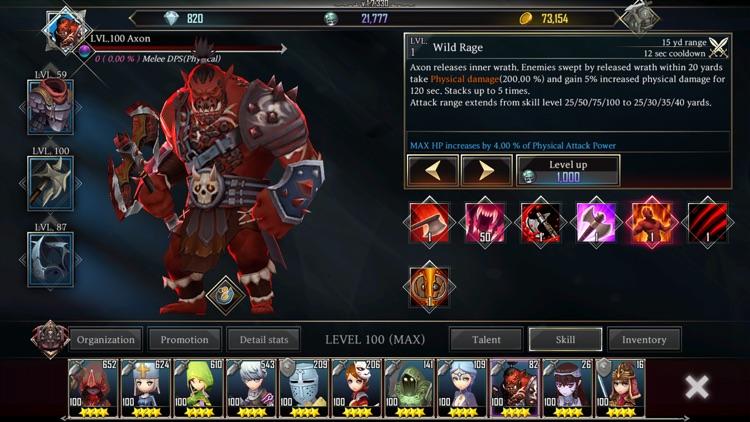 Raid Manager screenshot-4