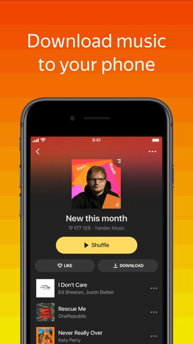 Yandex Music and Podcasts для ПК
