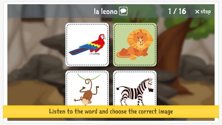 Learn Esperanto With Amy Lite screenshot-0