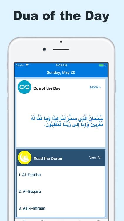 Muslim - Quran, Prayers, More screenshot-8