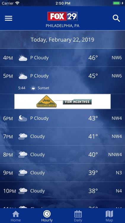 FOX 29: Philadelphia Weather by Fox Television Stations, Inc