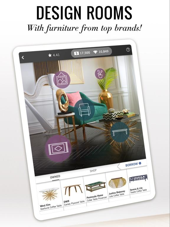 iPad Image of Design Home