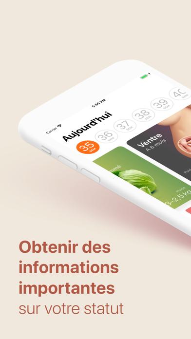 messages.download Grossesse - suivi grossesse software