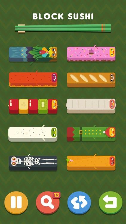 Push Sushi - slide puzzle screenshot-5