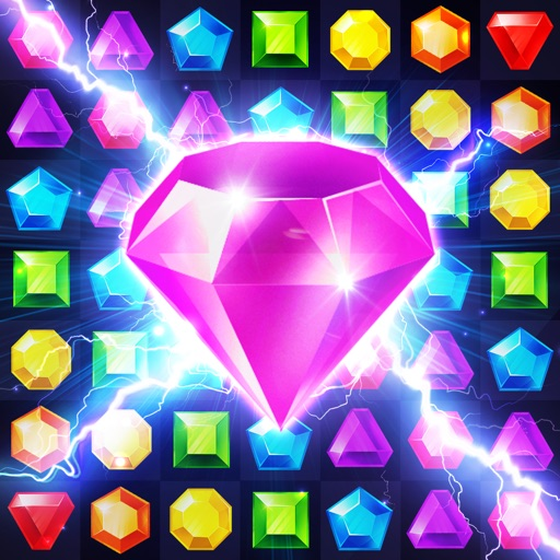 Jewels Planet - Match 3 Game