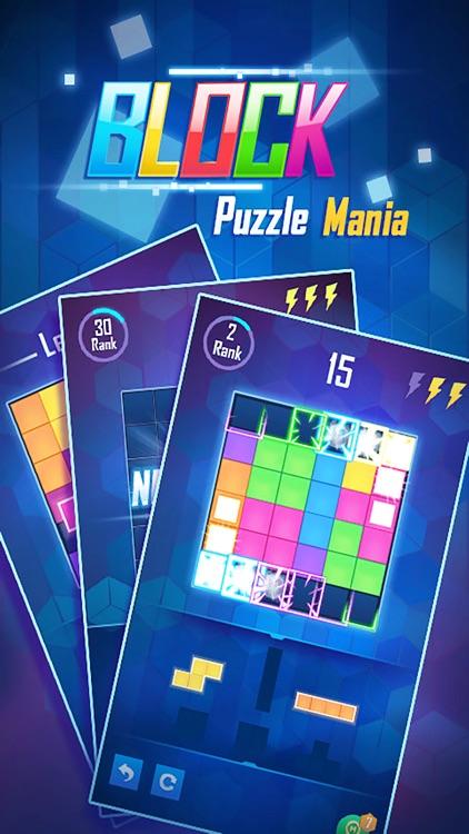 Block Puzzle Mania - Fill grid screenshot-8