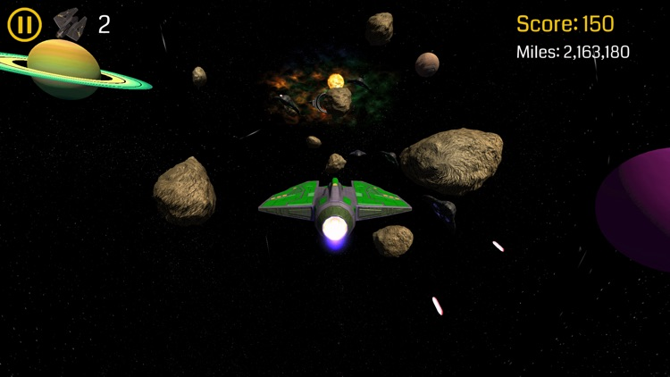 Rogue Jet Fighter screenshot-6