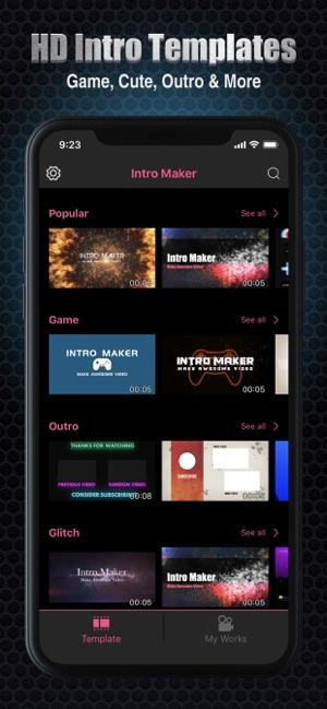 Intro maker vip unlocked apk | IntroMaker (alhatlas com auaker) 1 3