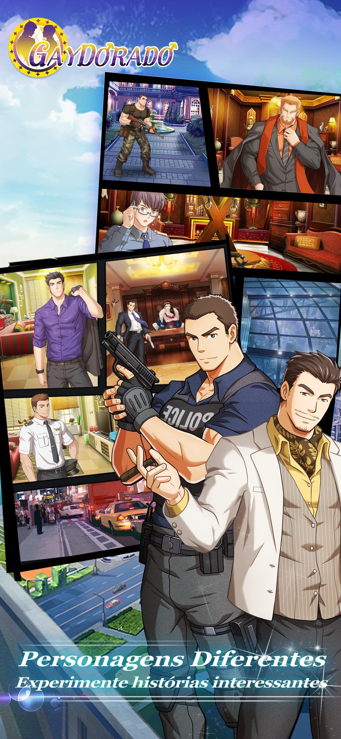 Screenshot do app Gaydorado