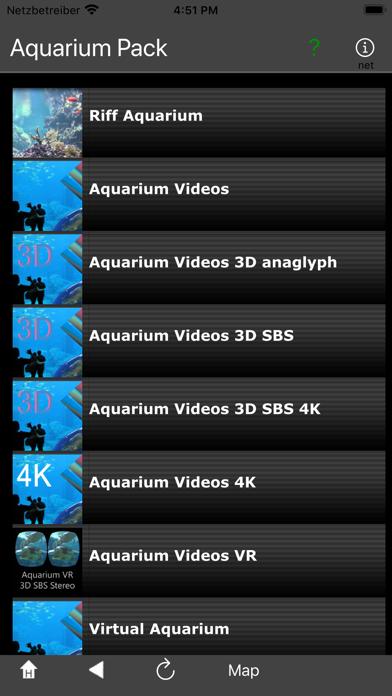 Aquarium Pack screenshot 1