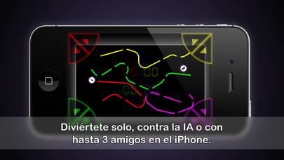 Curves GameCaptura de pantalla de3