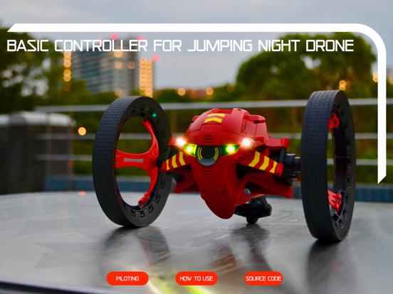Basic Controller Jumping Night screenshot 11