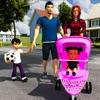 虚拟母亲:婴儿护理游戏