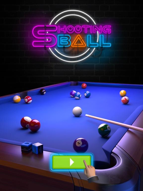 Billipool-Ball Shooting на iPad