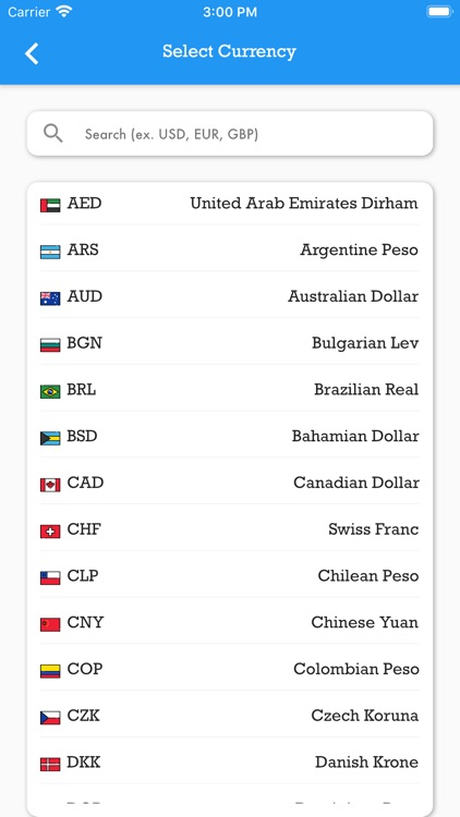 Currency Converter Reliable