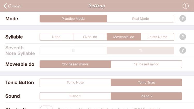 Sight Singing Steps - Full screenshot-3