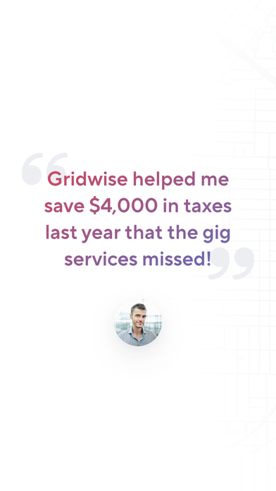Gridwise: Gig-driver assistant Screenshot