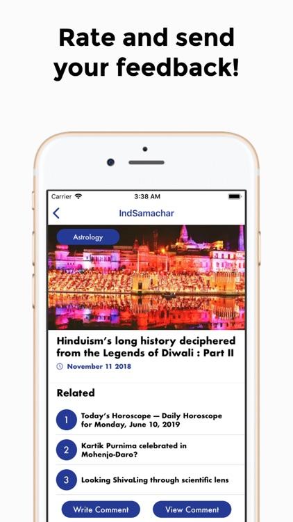 IndSamachar - Latest News screenshot-3