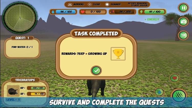 Triceratops Simulator screenshot-4