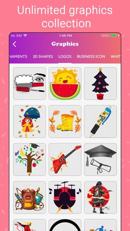 Business Card Maker, Make Card screenshot-6