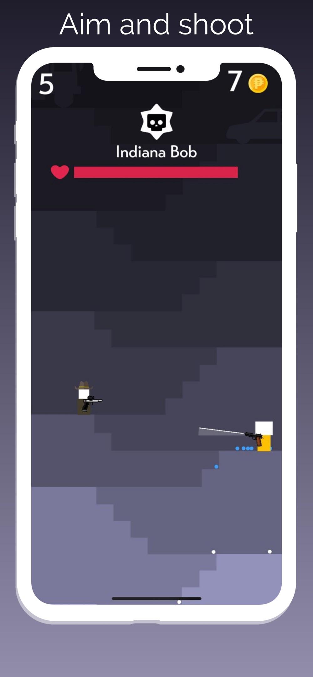 Gunman – sniper arcade game Cheat Codes