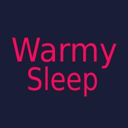 WarmySleep :気温と寝具を記録する睡眠アラーム