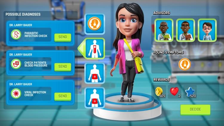 Dream Hospital: Doctor Game screenshot-3