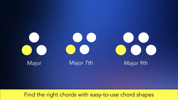 Navichord Lite chord sequencer screenshot-1