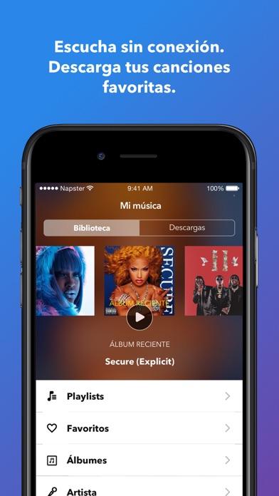 Descargar Napster para Android
