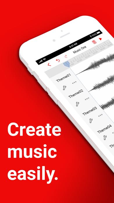Music Editor: Beat Song Maker Screenshot