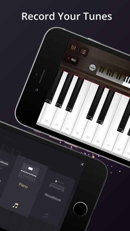 Piano Keyboard - Magic Tiles