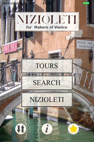 Nizioleti for Makers of Venice - náhled